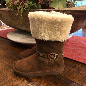 Michael Kors Girls Winter Boots